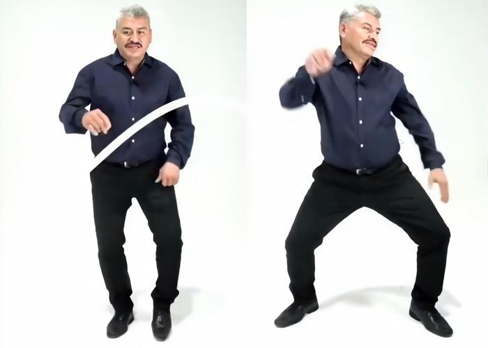 El zapatero que se volvió el mejor bailarín de América