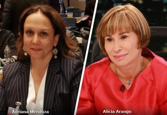 Escándalos en Embajada de Ginebra le abrieron la puerta a Alicia Arango para regresar