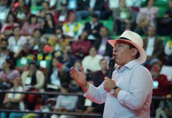 Carlos Amaya, una opción para el 2022