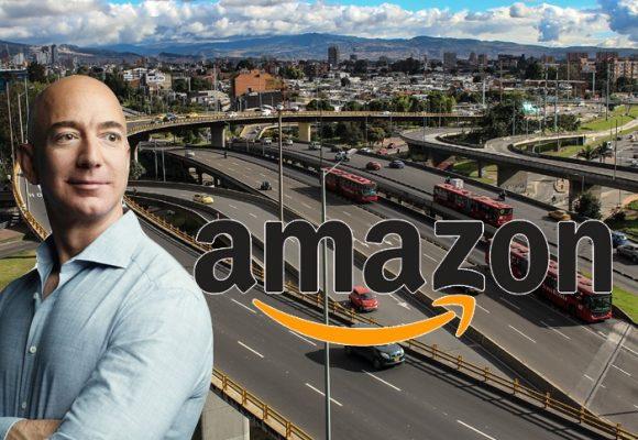 Amazon creará 2000 nuevos puestos de trabajo en Colombia