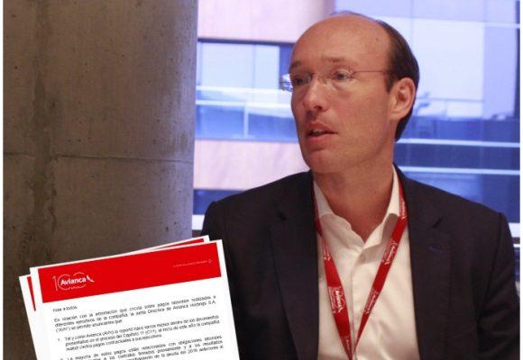 La justificación de la junta directiva de Avianca con las mega bonificaciones