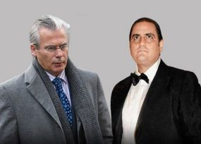 El juez Garzón se puso la camiseta de su cliente Alex Saab y habló