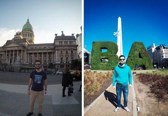 Así es estudiar y trabajar en la mágica ciudad de Buenos Aires