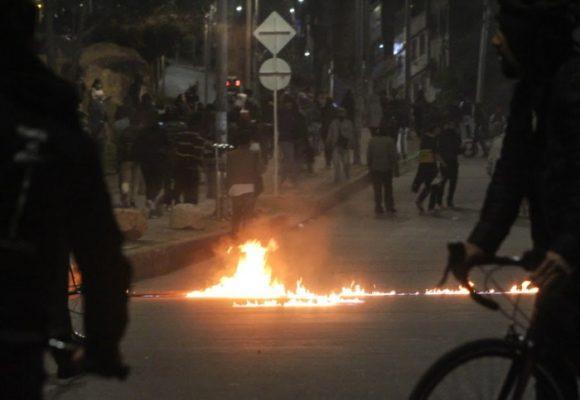 No apoyo las manifestaciones violentas, pero las entiendo