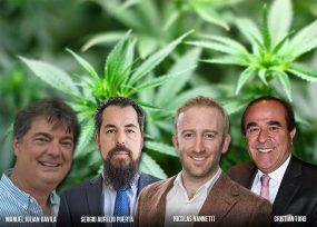El emporio canadiense de la marihuana medicinal en Colombia
