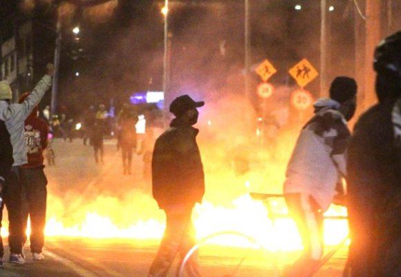 ¿Cuál es la estrategia de las protestas?