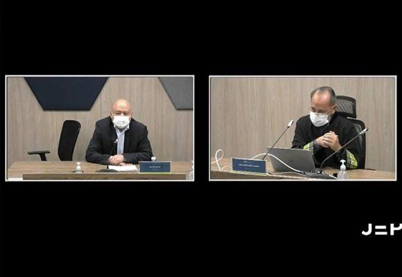 Las tres horas del excomandante Carlos Antonio Losada en la JEP