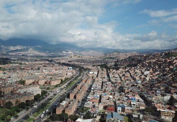 ¿Es Colombia un país de ciudades modernas?