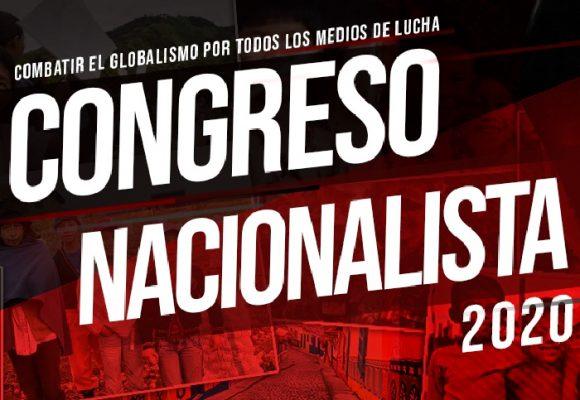 Vanguardia Nacional, un congreso para todos los disidentes del sistema