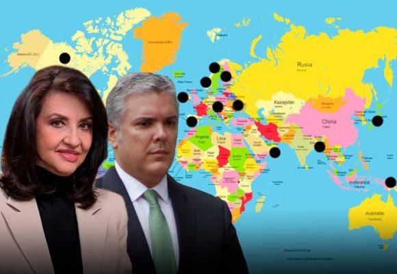 Estampida de cónsules honorarios en 16 ciudades claves