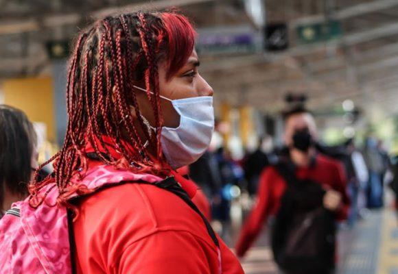 6.876 nuevos contagios y 216  fallecidos más por COVID-19 en Colombia