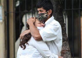9.310 nuevos contagios y 203 fallecidos más por Covid-19 en Colombia