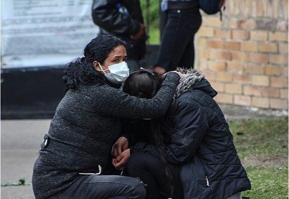 7.568 nuevos contagios y 187 fallecidos más por COVID-19 en Colombia