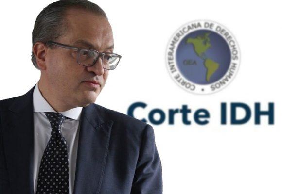 Carrillo se la juega con la Corte IDH para seguir sancionando funcionarios elegidos