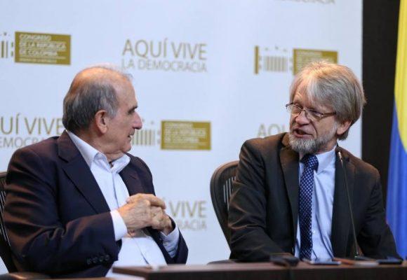 Humberto De la Calle, el aliado de Mockus para salvar su curul