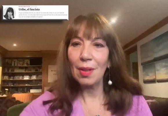Señora María Jimena Duzán, ¿cómo que Uribe es fascista?