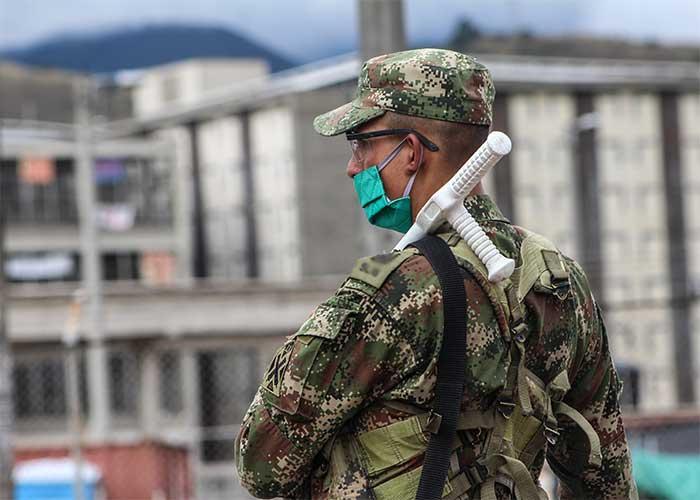 Al Ejército Nacional le falta liderazgo y mano dura