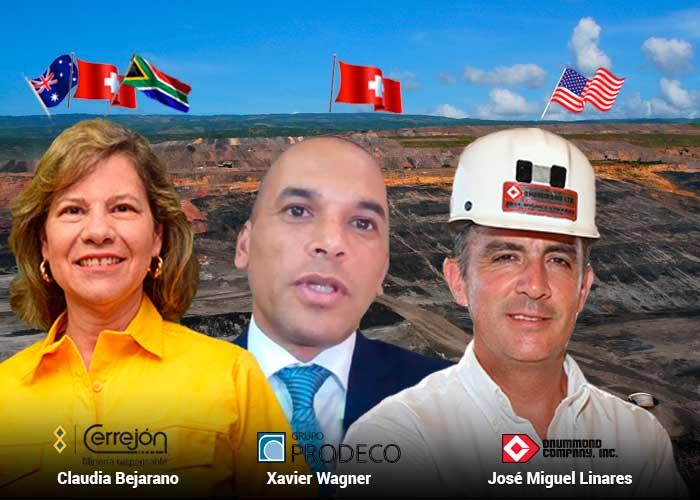 Los extranjeros dueños del carbón de suelo colombiano
