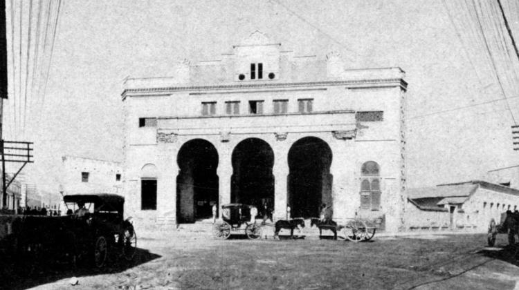 Teatros de acontecimientos en Barraquilla (I)