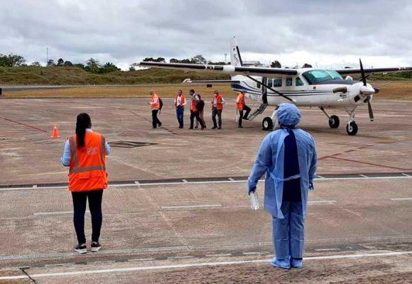 Se activarán 3 aeropuertos: Quibdó, Corozal y Carepa