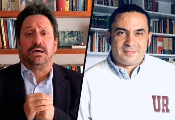 Desde Washington, Pacho Santos nombró apoderado para defenderse de Mancuso