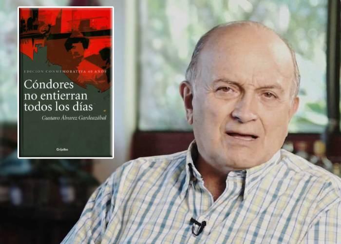Cincuenta años leyendo 'Cóndores no entierran todos los días'