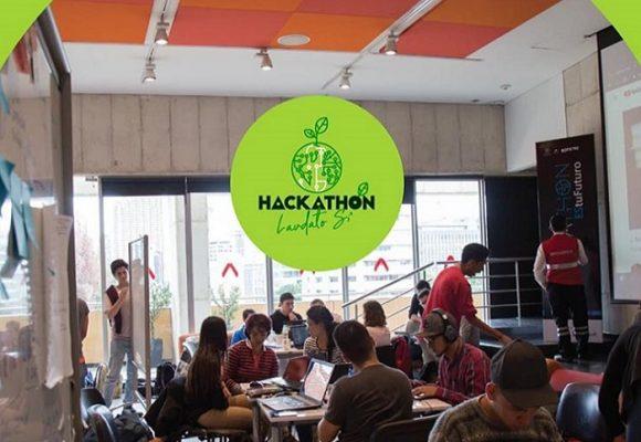 La hackathon que busca mejorar el planeta