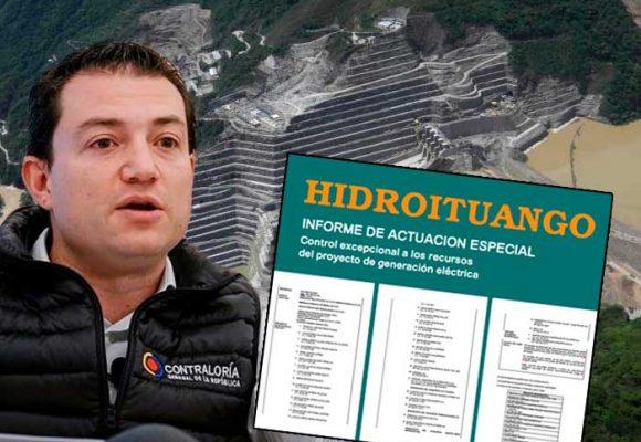 Los 34 investigados por la billonaria pérdida de plata de Hidroituango
