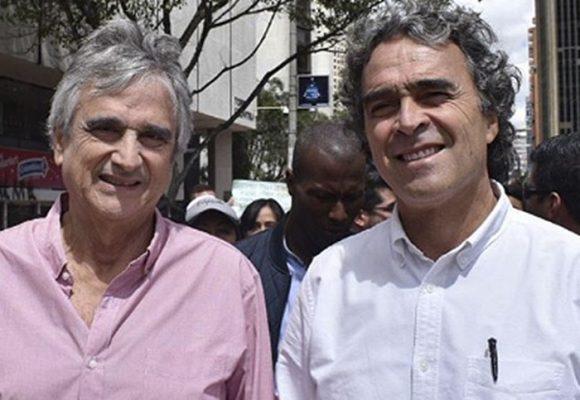 Iván Marulanda y Sergio Fajardo parten cobijas