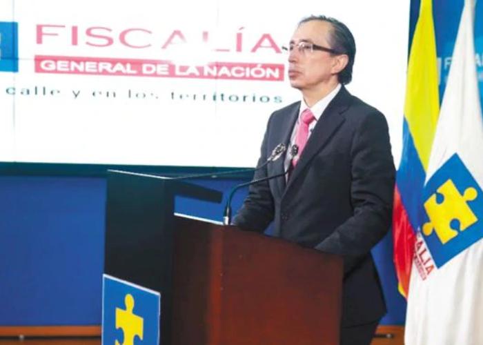 La investigación en la Fiscalía contra Gabriel Jaimes, el fiscal del caso Uribe