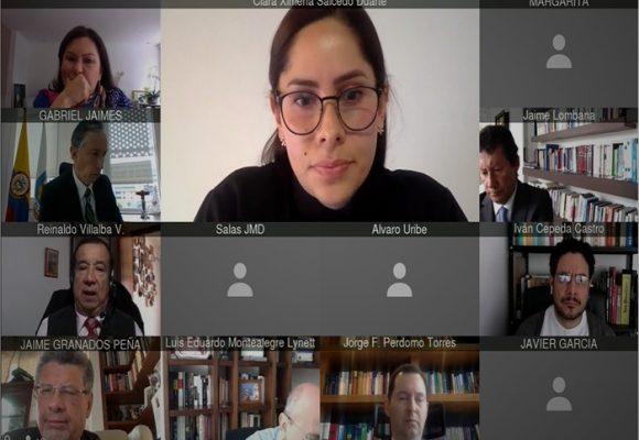 La joven juez que tiene en sus manos la libertad de Uribe