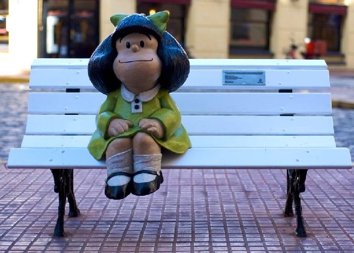 Mafalda, la niña igualitaria