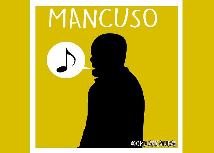 Caricatura: ¿Cantará Mancuso?