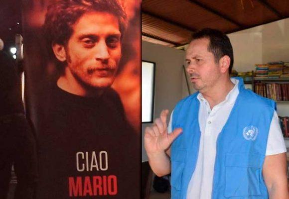 Los últimos días de Mario Paciolla que dejarían mal parada a la ONU
