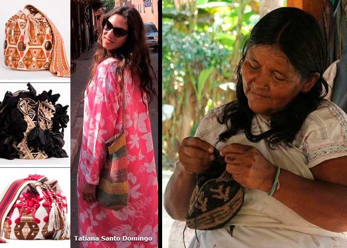 El jet set fascinado con las mochilas Wayuú ¿Quién le paga a las indígenas?
