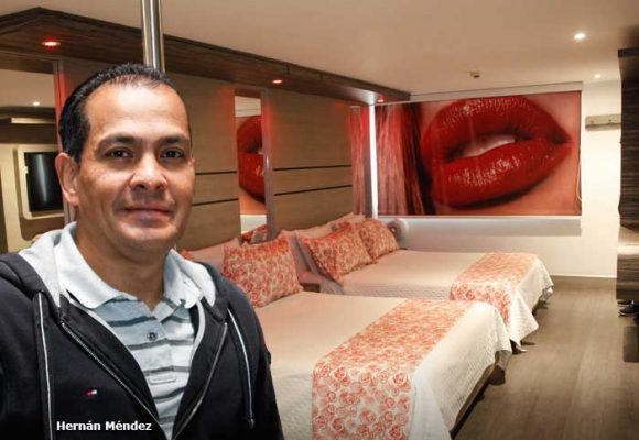 Hernan Méndez y la apuesta por el negocio de los moteles
