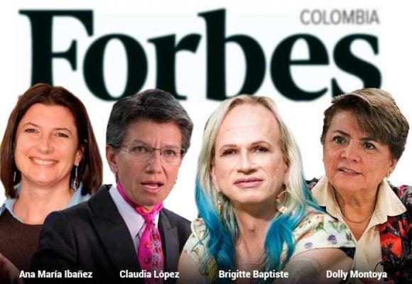 Las 50 mujeres más poderosas de Colombia