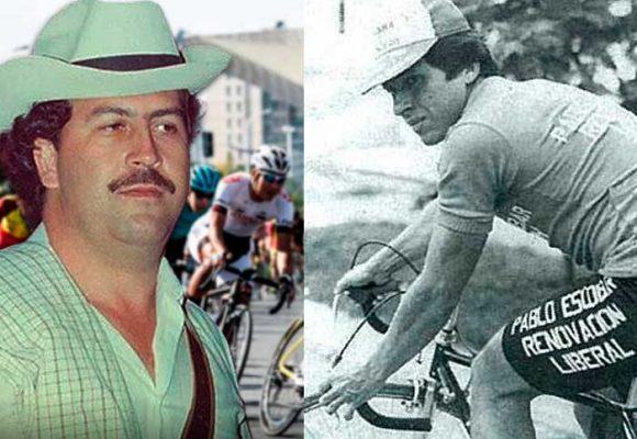 Cuando Pablo Escobar quiso llevar su equipo al Tour de Francia