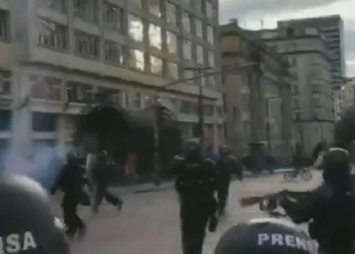 ¡No querían la Plaza de Bolívar llena!
