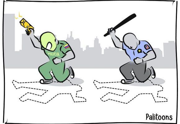 Caricatura: ¿Déjà vu?
