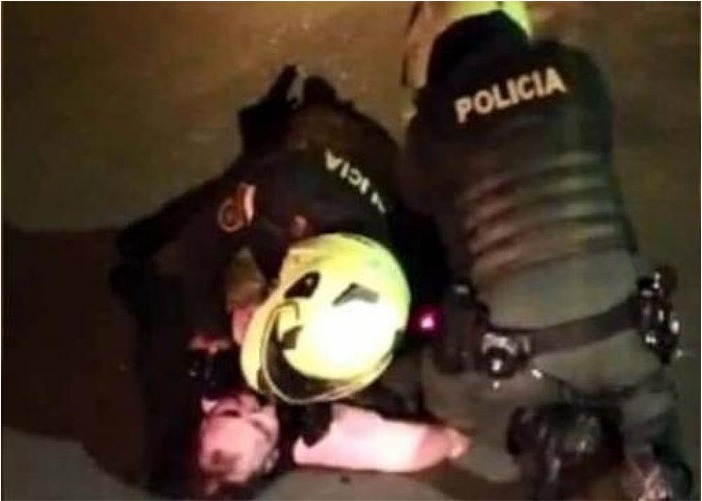 Se entrega policía que habría asesinado a Javier Ordóñez
