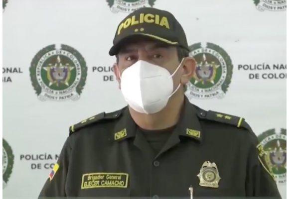 Un duro general al frente de la crisis de la Policía en Bogotá