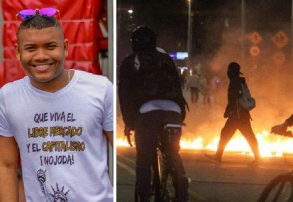 Mientras Bogotá ardía, Polo Polo responsabilizaba al M-19 de los hechos