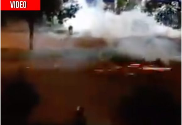 Disparan a matar: sigue la represión policial en Bogotá