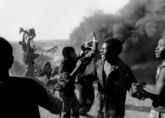 Sudáfrica y el apartheid: multinacionales y movimientos políticos negros