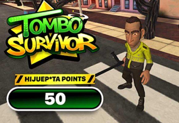 Tombo Survivor: el videojuego para odiar a la policía colombiana