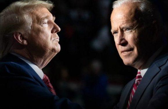 No puede haber nadie peor que Trump, salvo Biden