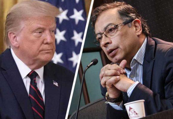 ¿Quiénes son los supuestos narcopolíticos colombianos que aconsejan a Trump?