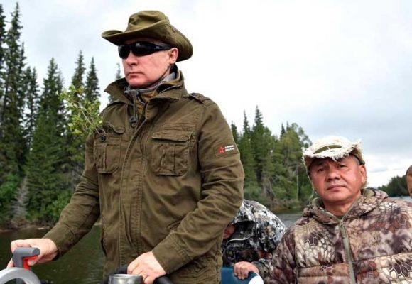 El zar Putin a quien nadie logra atajar