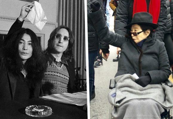 Los últimos días de Yoko Ono